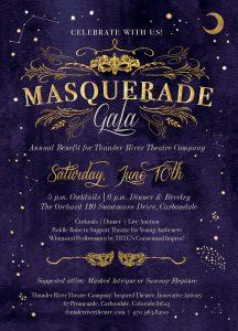 TRTC's Masquerade Gala